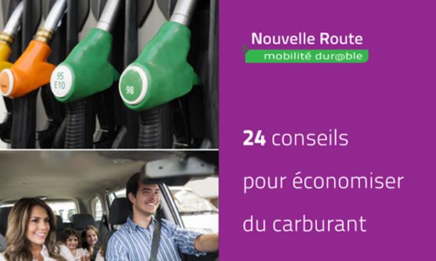 24 conseils pour économiser du carburant
